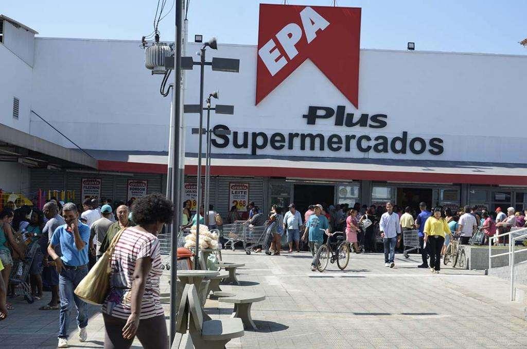 Nova Unidade do Supermercado EPA em Ipatinga abre 309 vagas de emprego