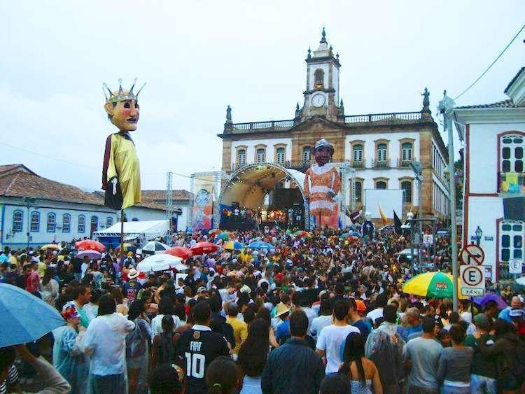 Ambev e Bella Minas patrocinarão o Carnaval de Ouro Preto. Juntos os valores ultrapassam 2 milhões de reais