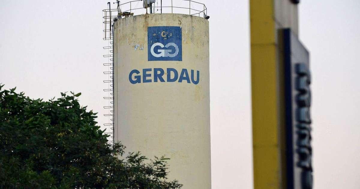 Acidente na Gerdau Ouro Branco