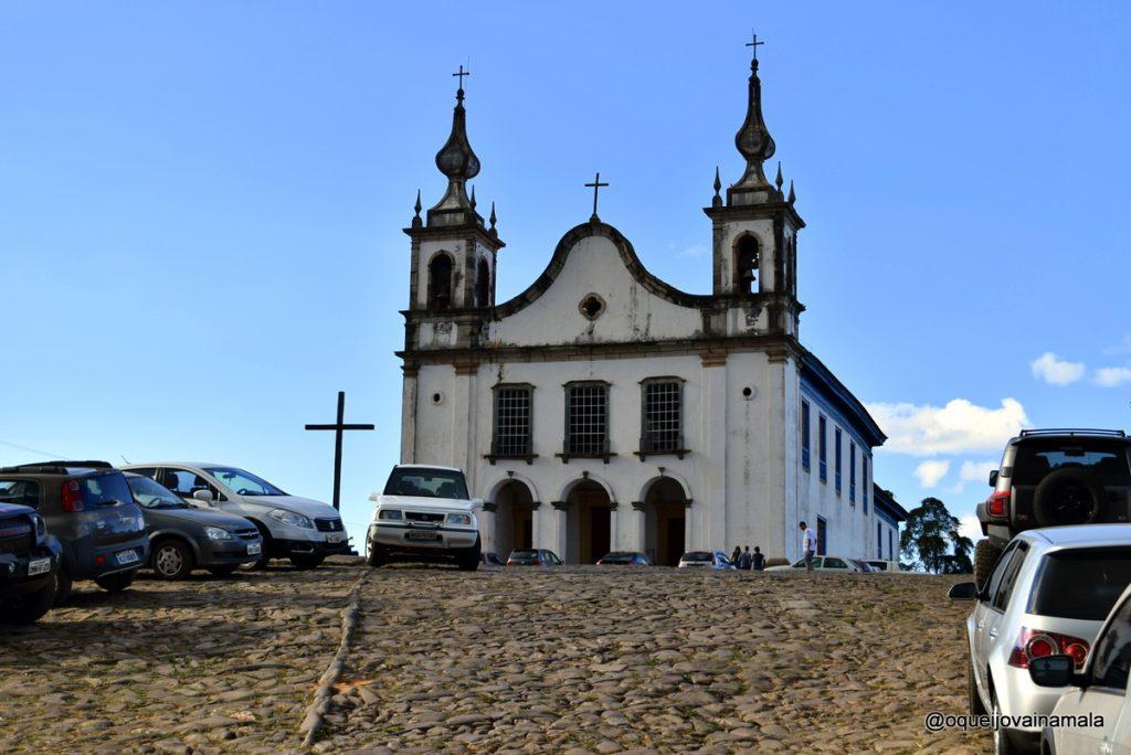 Santuário do Caraça: como visitar e o que fazer