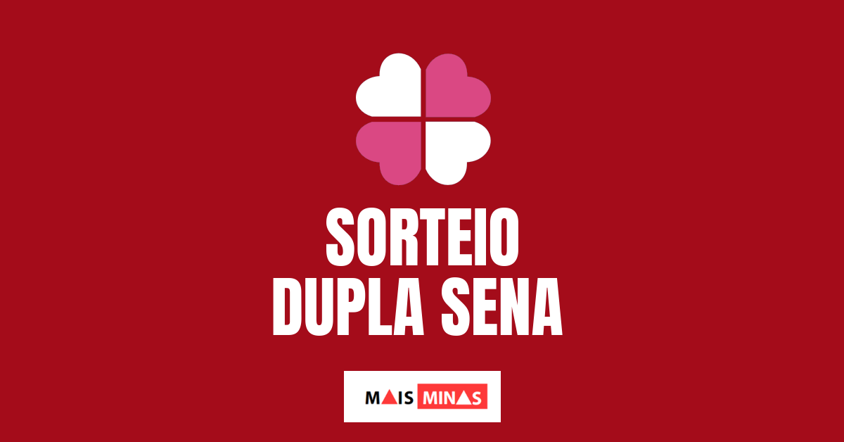 Resultado da Dupla Sena 2267 de sábado (28/08)