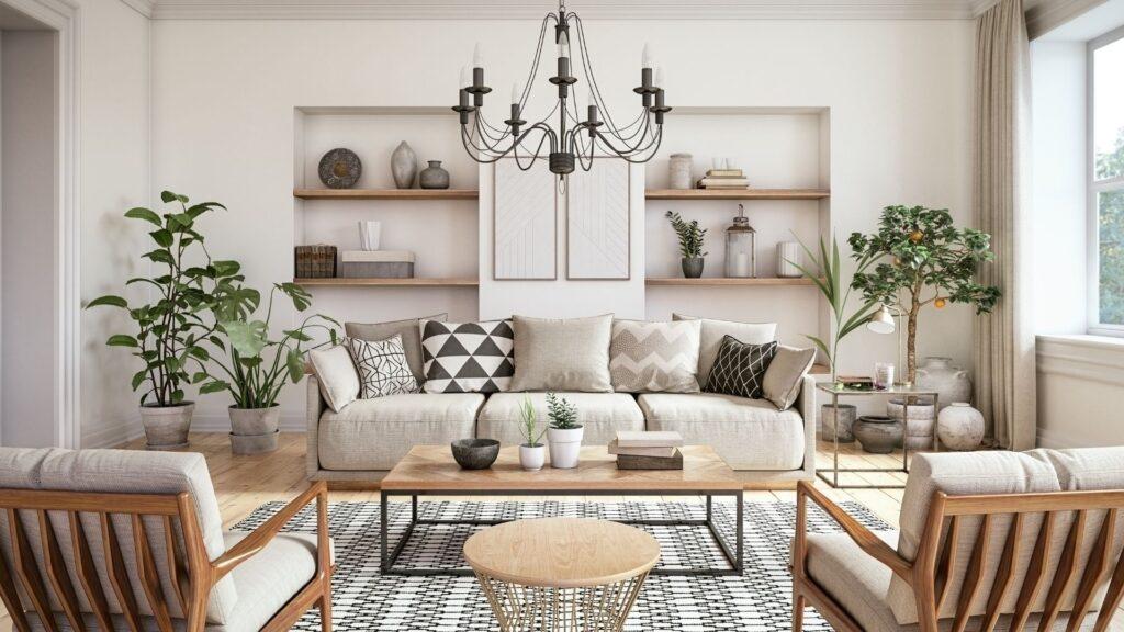Sala e quarto: Dicas para decoração moderna e romântica