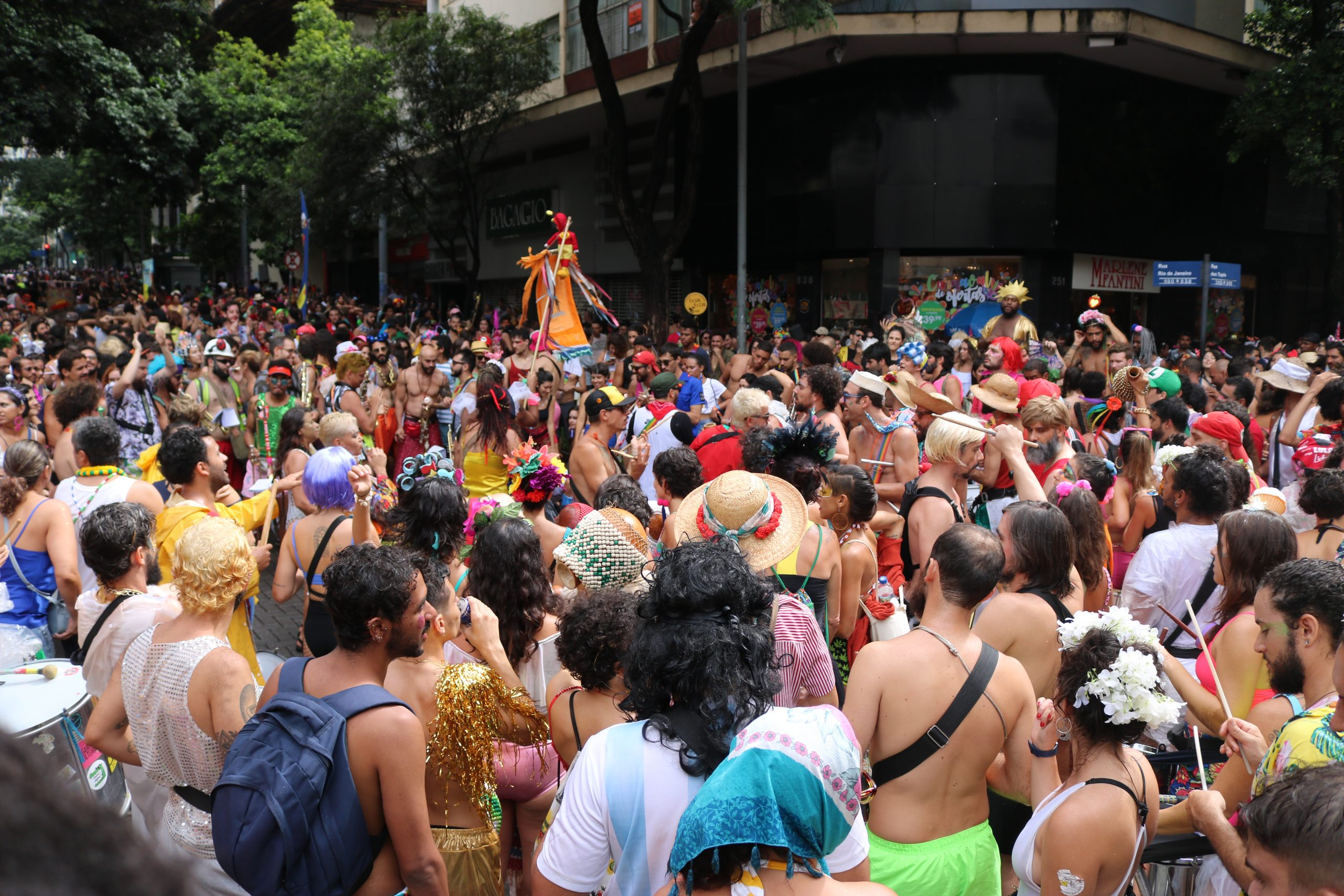 O ano em que o carnaval não aconteceu (ou não deveria acontecer)