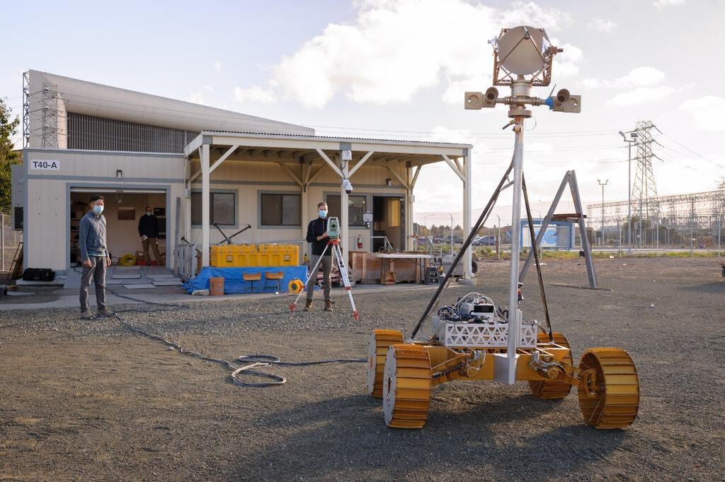 Onde a NASA enviará seu primeiro robô lunar robótico em busca de gelo
