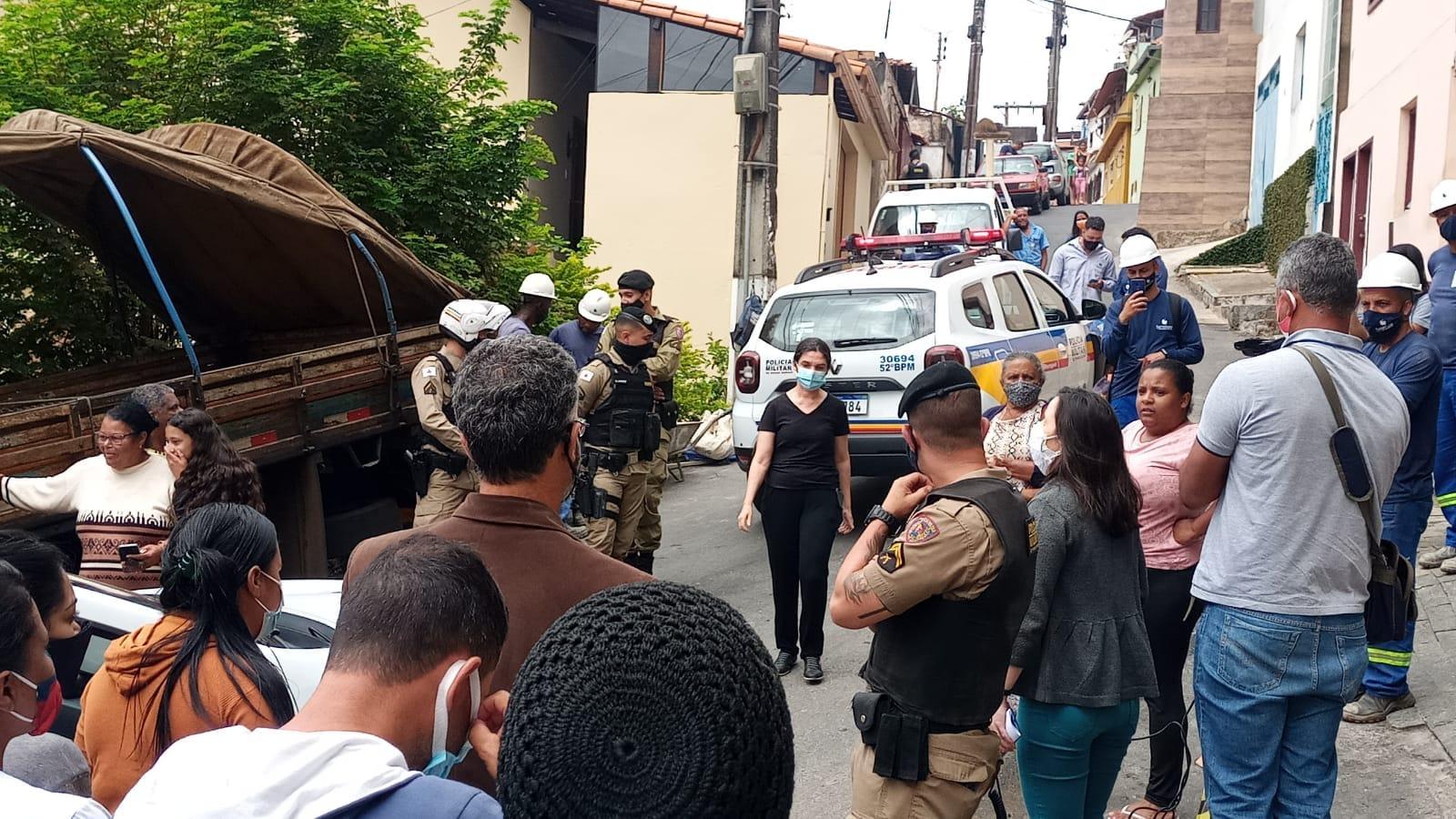 Foto: Comitê Sanitário de Defesa Social de Ouro Preto, Mariana e região
