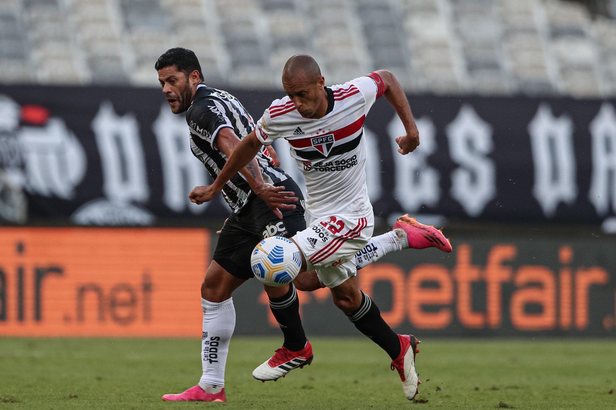 Estudo aponta chances maiores de empate entre São Paulo e Atlético