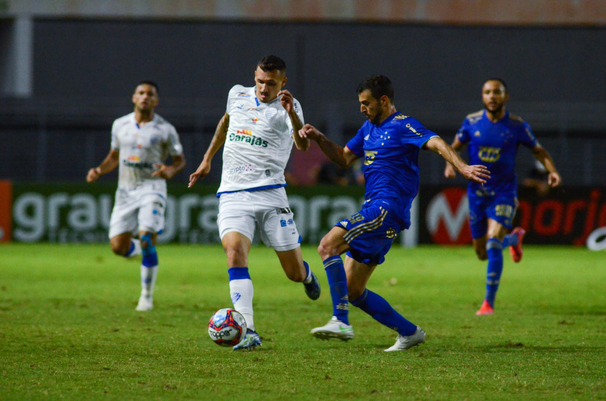 "Cruzeiro busca espantar o ""fantasma de 2019"" para superar o CSA"