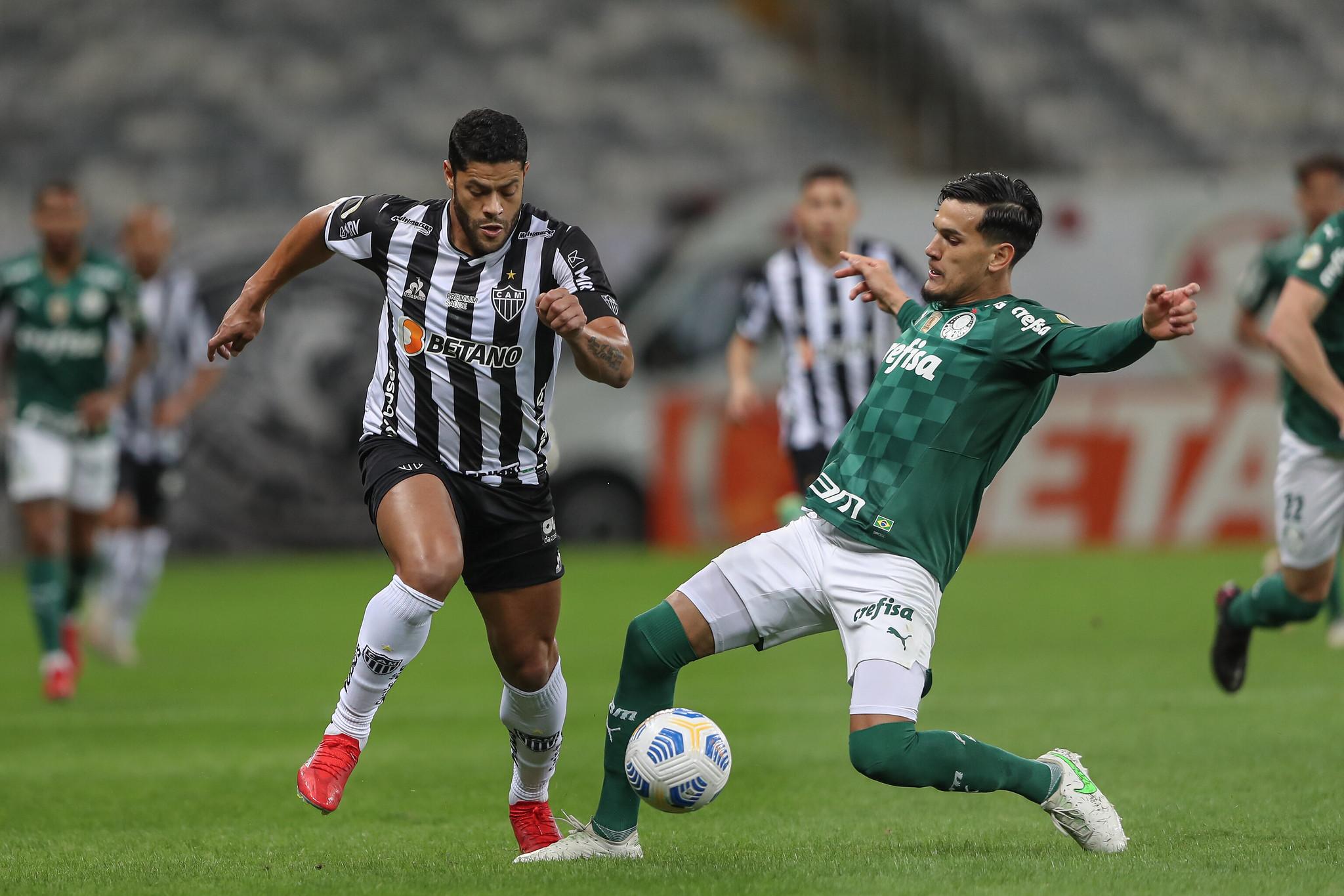 Libertadores: prováveis escalações e onde assistir Palmeiras x Atlético
