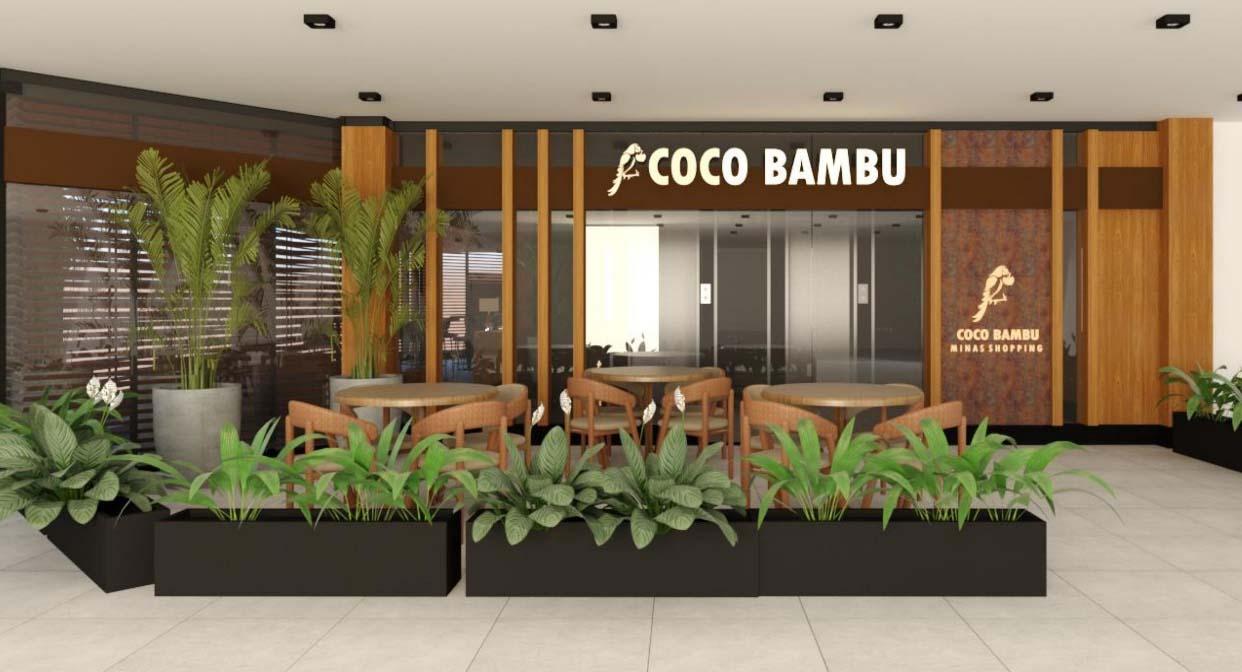 Restaurante Coco Bambu abre 230 vagas de trabalho para unidade no Minas Shopping