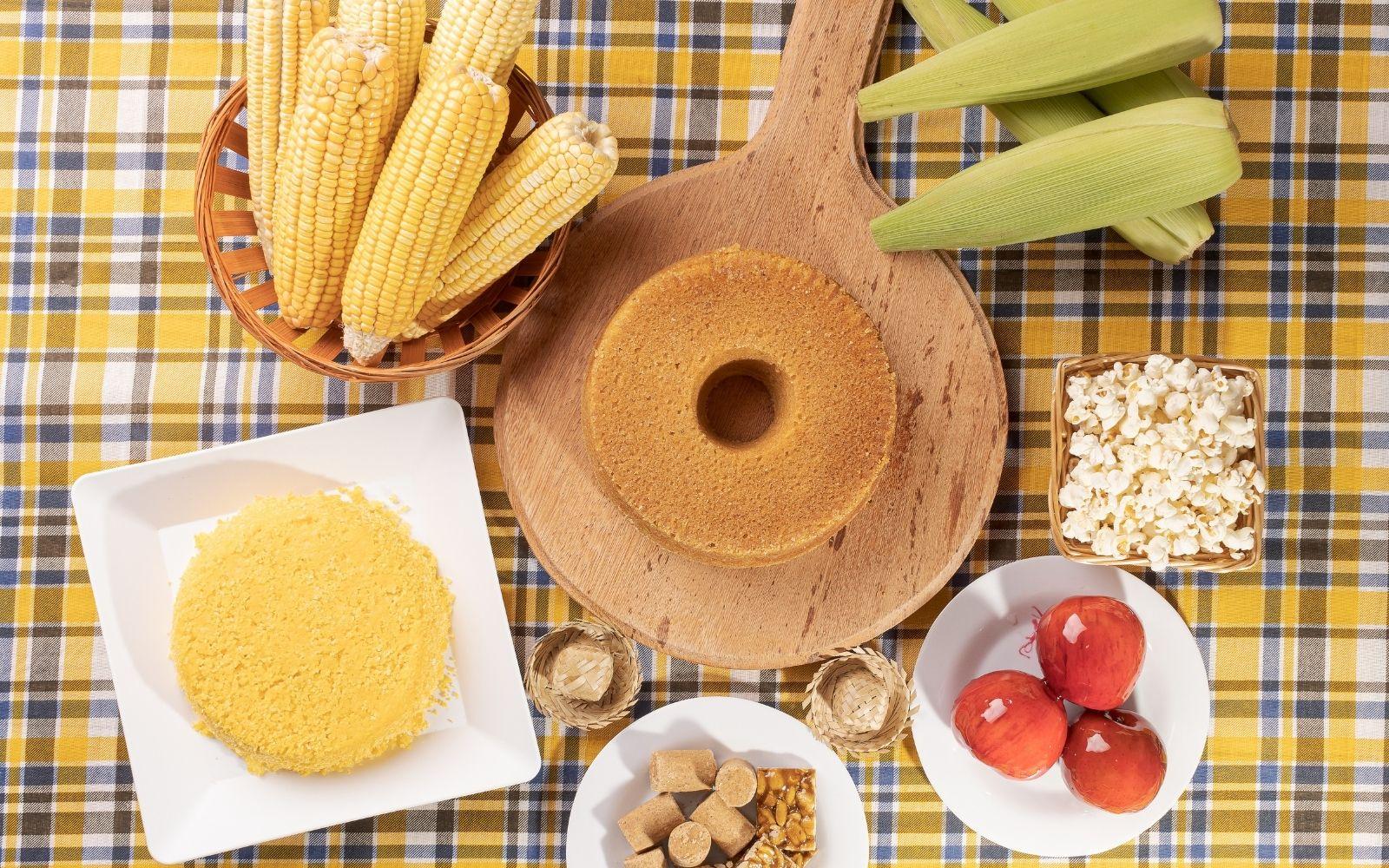 Qual o significado dos pratos típicos juninos?