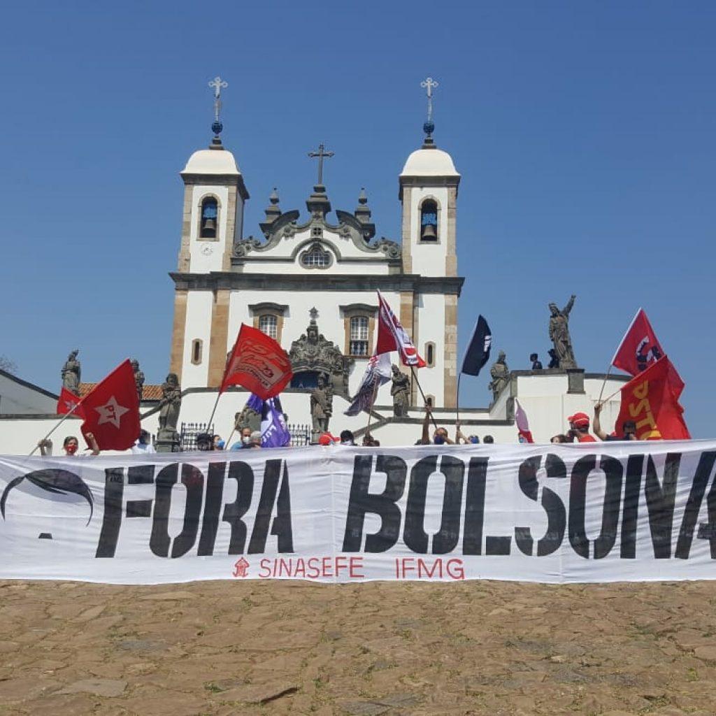 Fora Bolsonaro Mariana/MG