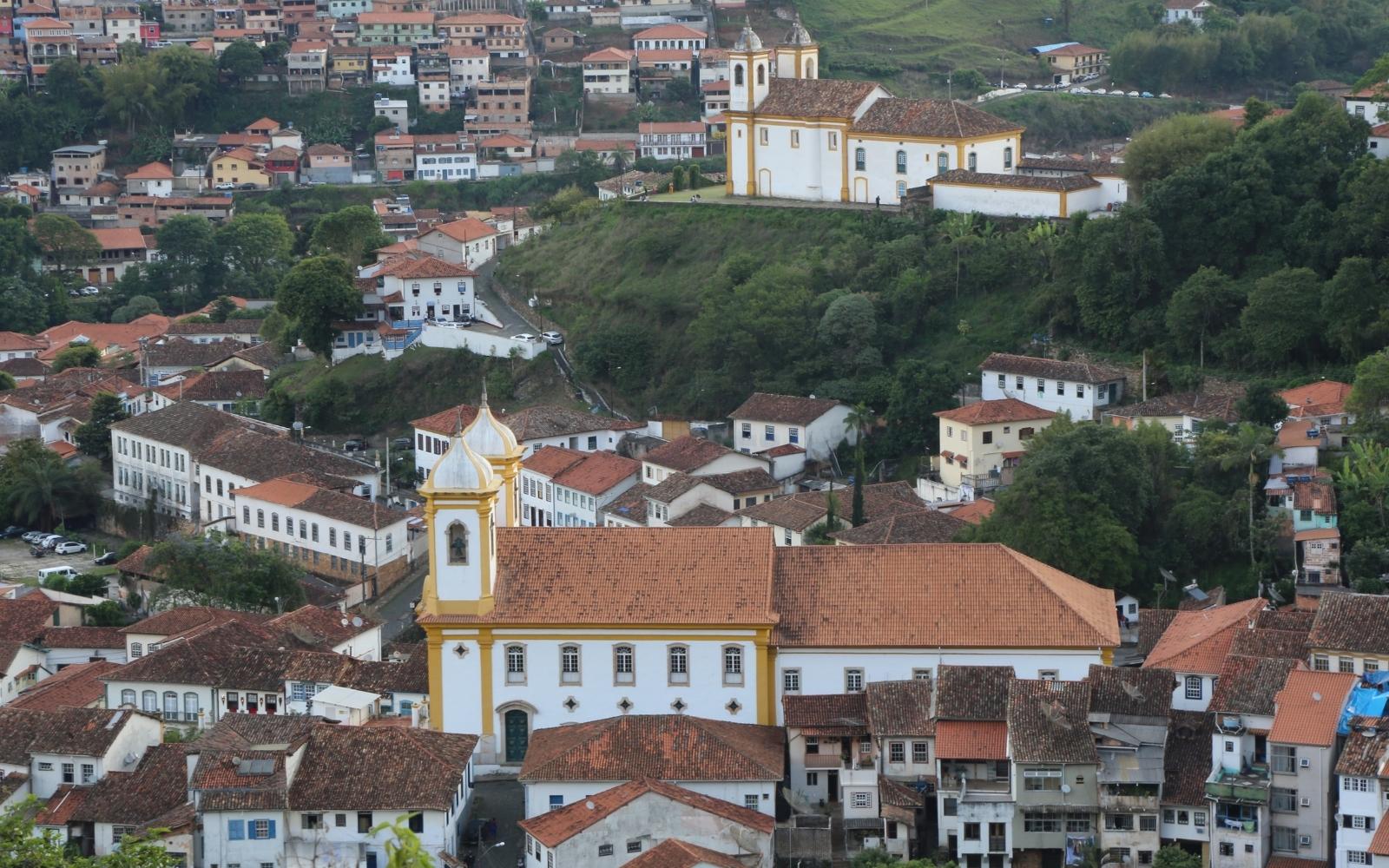 Calor e tempo segue por mais um semana em Ouro Preto