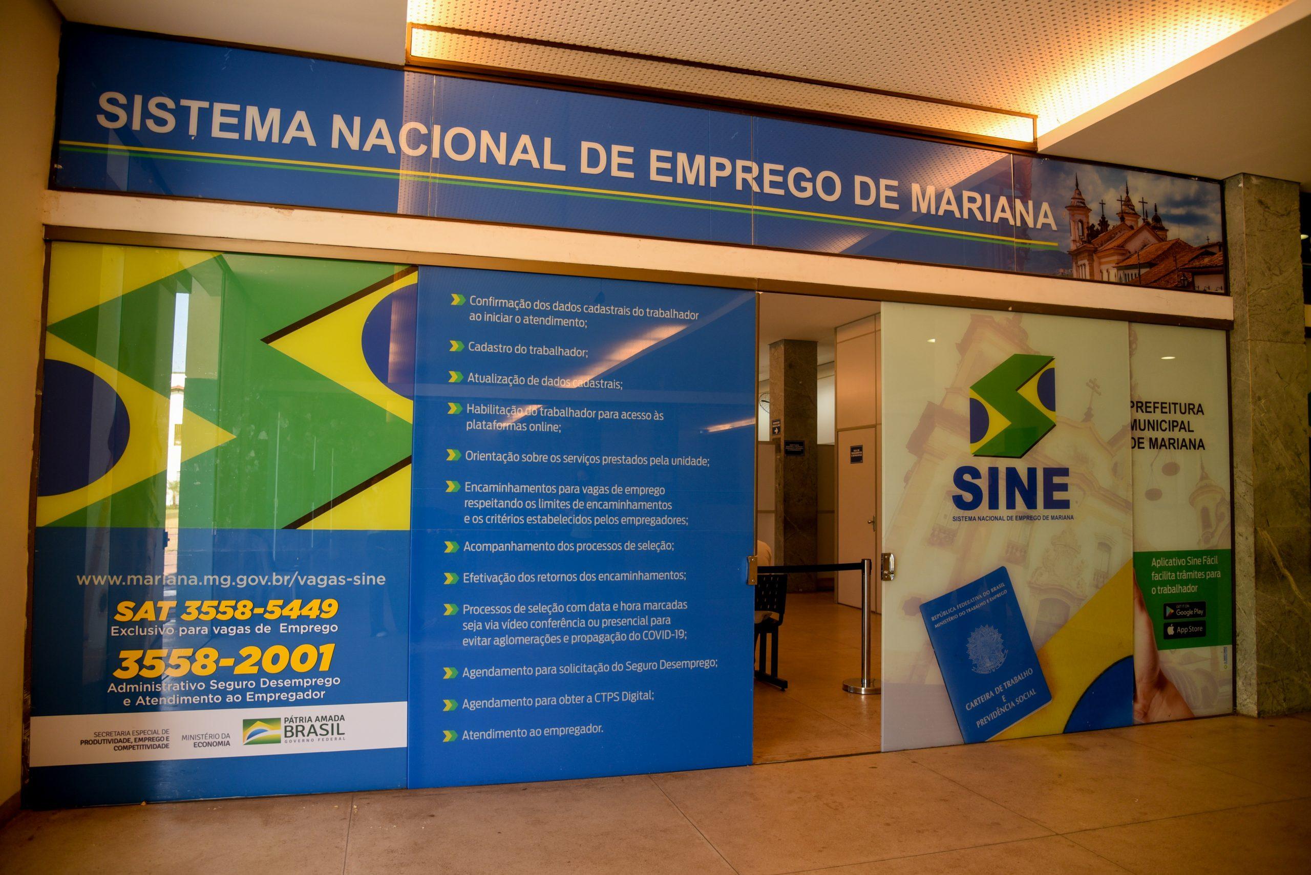 Sine Mariana - Foto: Lívia Maria/Prefeitura de Mariana/Divulgação
