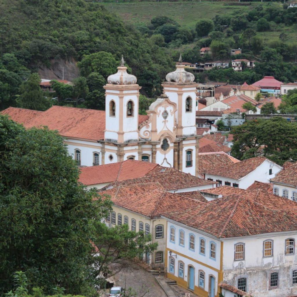 Agência espanhola coloca quatro igrejas mineiras entre as 10 mais belas do Brasil