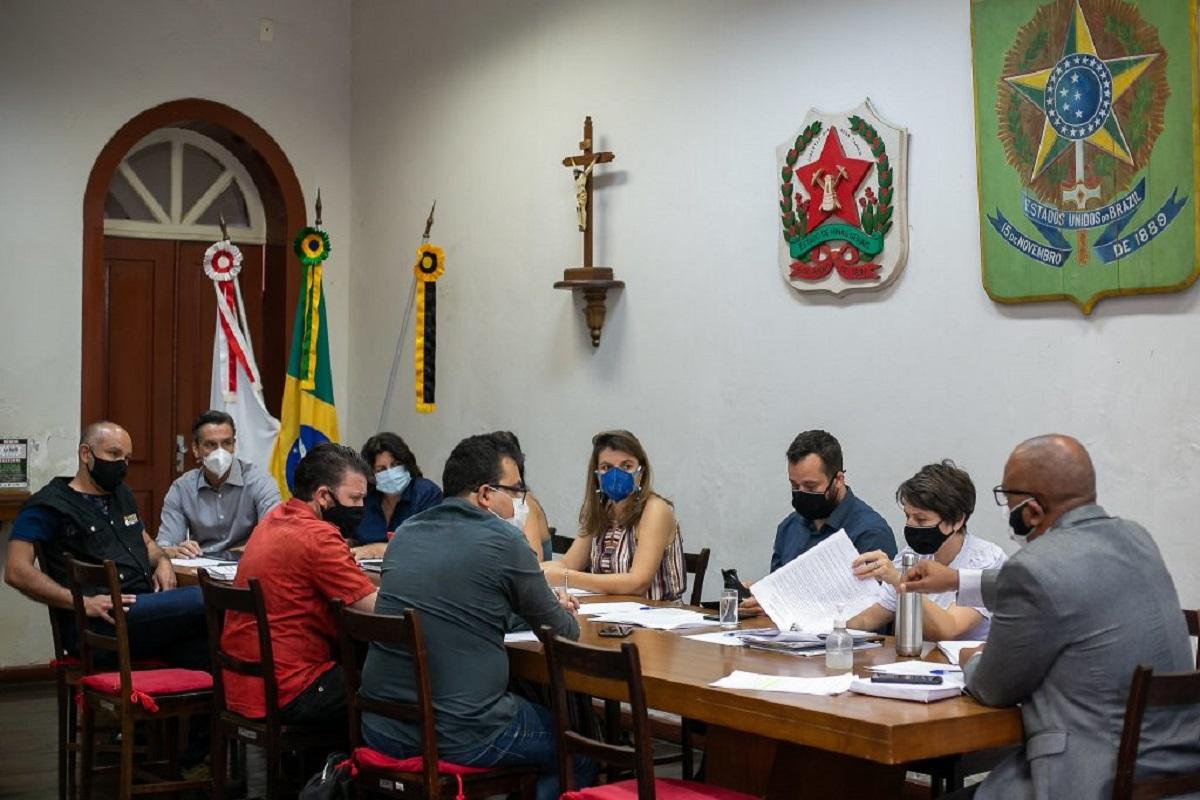 Ouro Preto: greve impede volta das aulas presenciais e reunião define condicionais para o retorno
