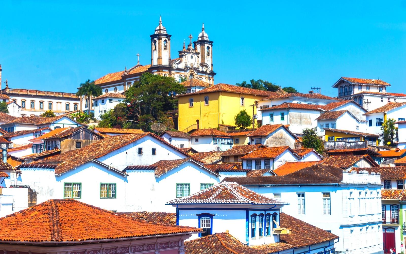 Calor extremo: Ouro Preto pode chegar a 36ºC nesta terça-feira (21)