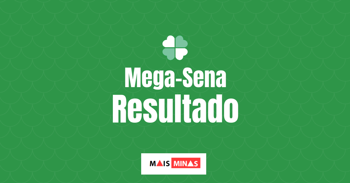 Resultado da Mega-Sena 2410 de sábado (18/9/21)