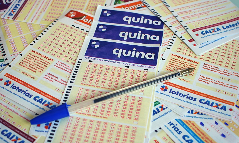 Confira o resultado da Quina 5664 de quarta-feira (22/9/21)