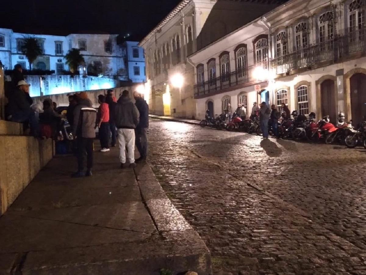 Motoboys de Ouro Preto organizam paralisação no dia 7 de setembro