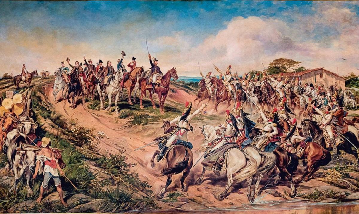 A influência mineira no processo de Independência do Brasil