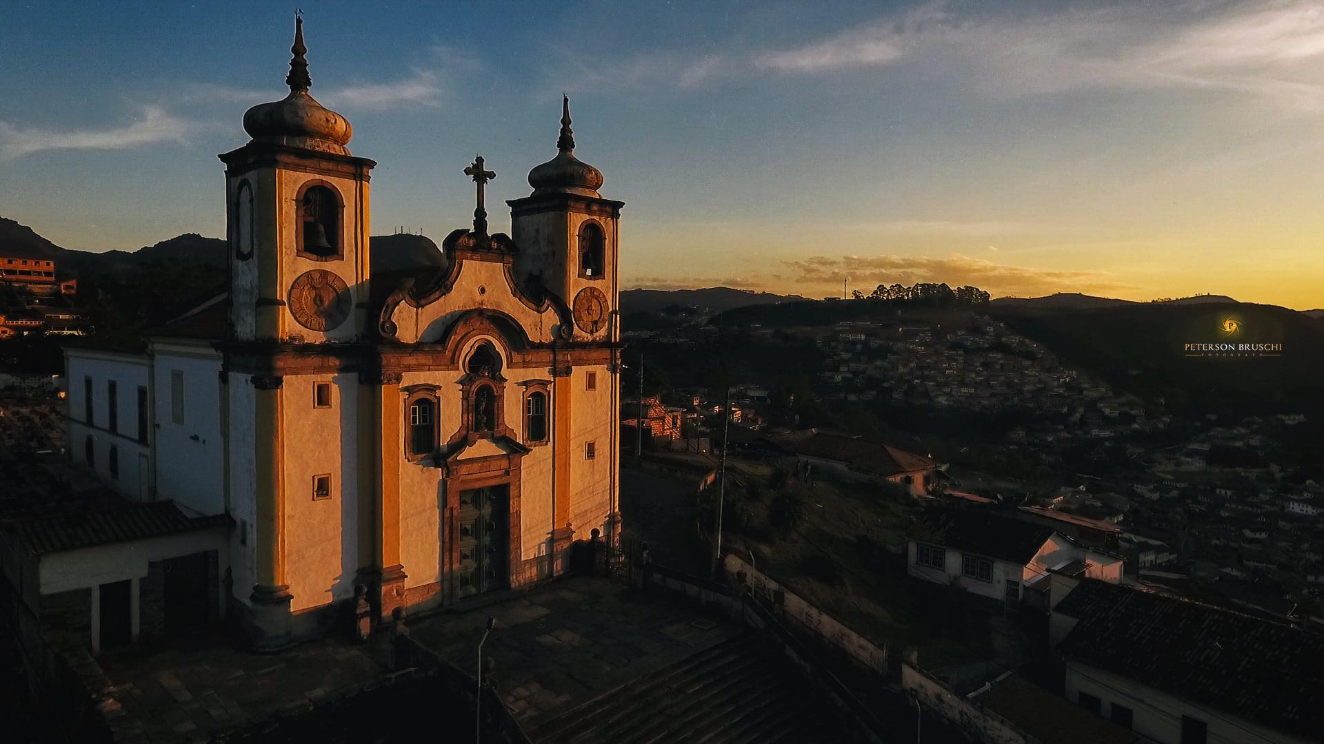 Previsão do tempo aponta possibilidade de chuva em Mariana e Ouro Preto no fim de semana (16 e 17/10)