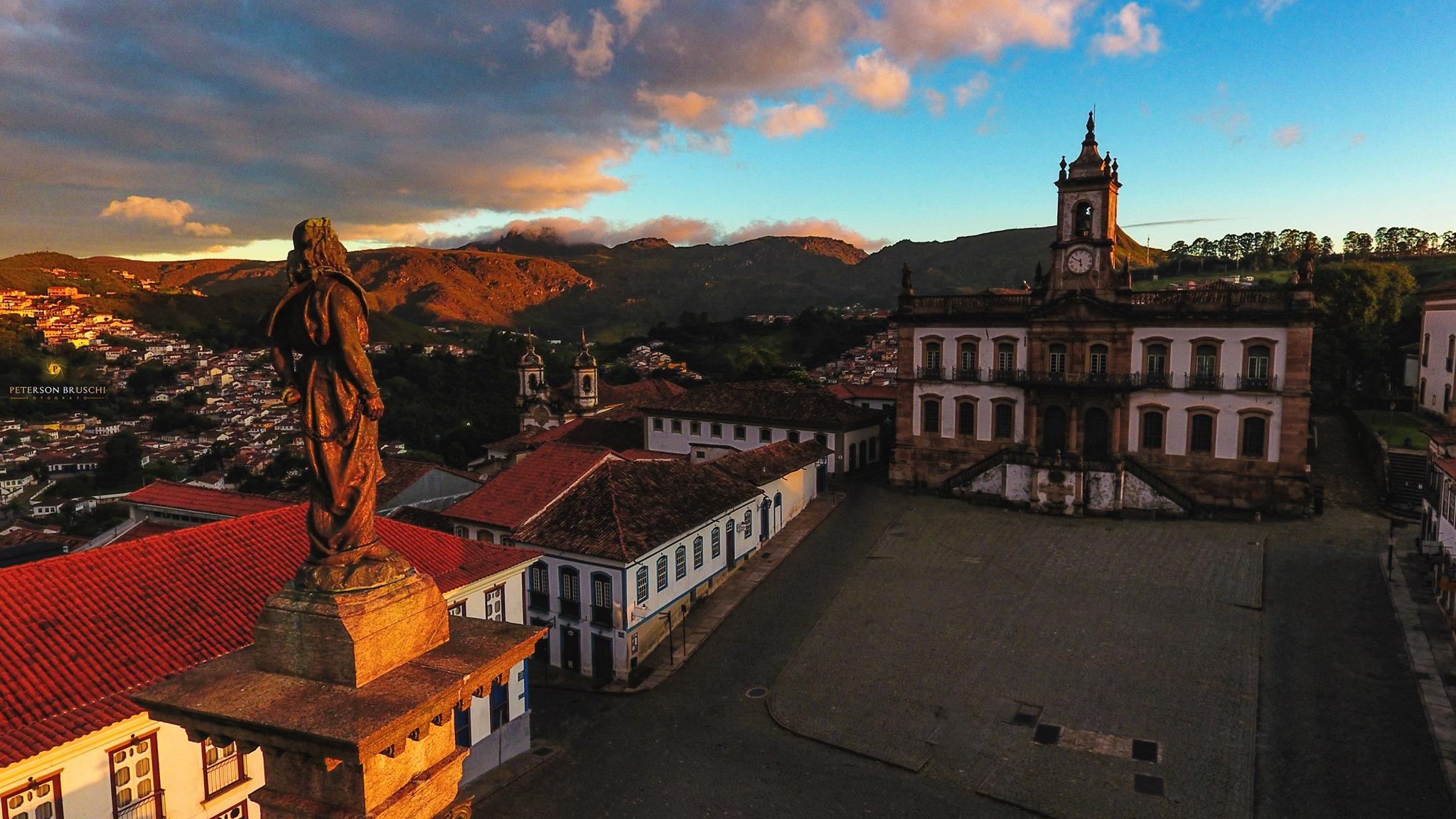 Previsão do tempo: Mariana e Ouro Preto terão fim de semana frio e chuvoso (de 8 a 10/10)