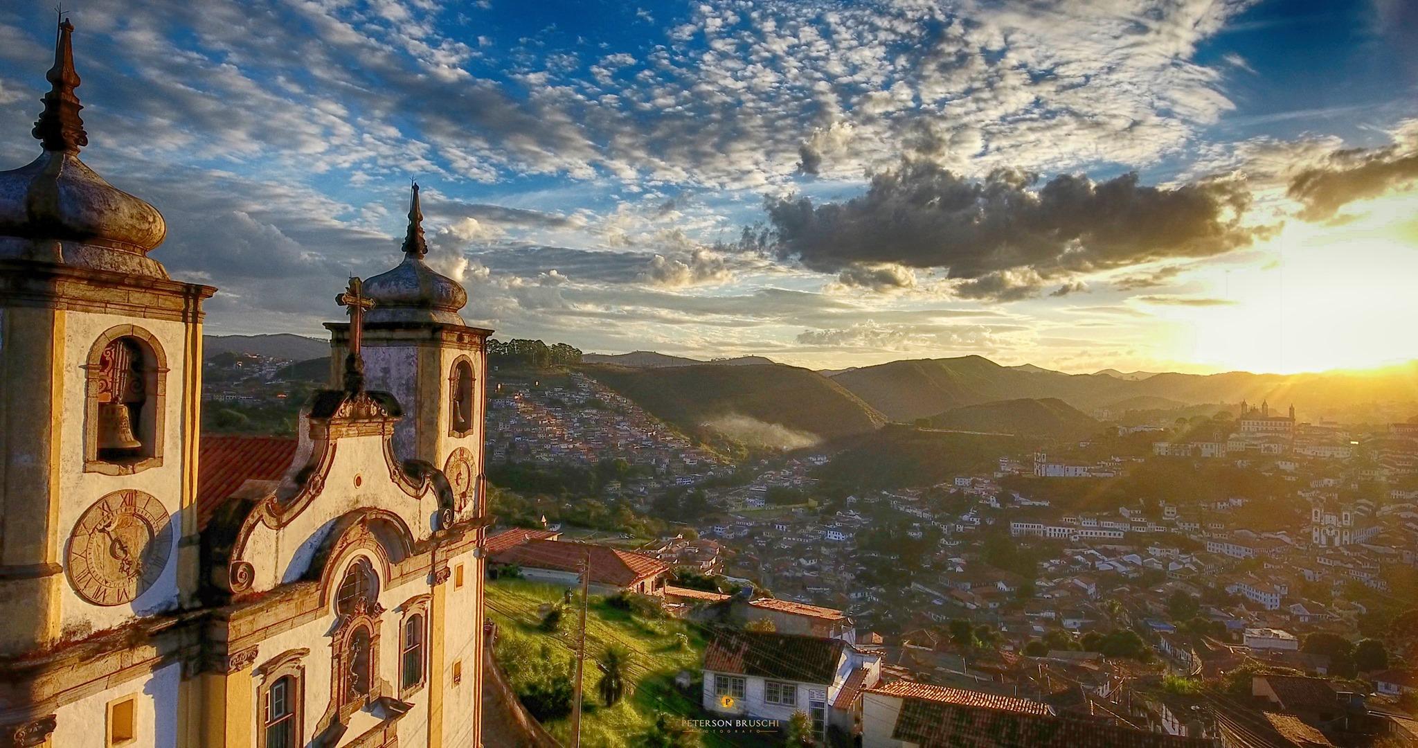 Mariana e Ouro Preto estão novamente sob alerta de chuvas intensas