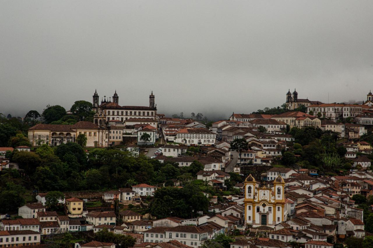 Mariana e Ouro Preto podem ter chuvas em todos os dias da semana, de 29 a 29 de outubro