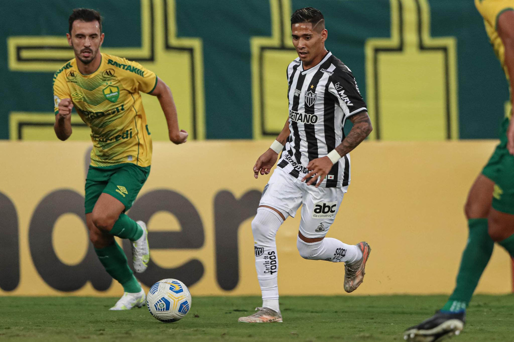 Com dúvidas, Atlético pode ter até três mudanças para enfrentar o Cuiabá