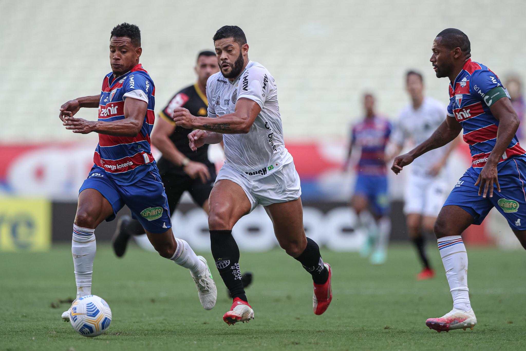 Reforçado, Atlético enfrenta o Fortaleza pela Copa do Brasil