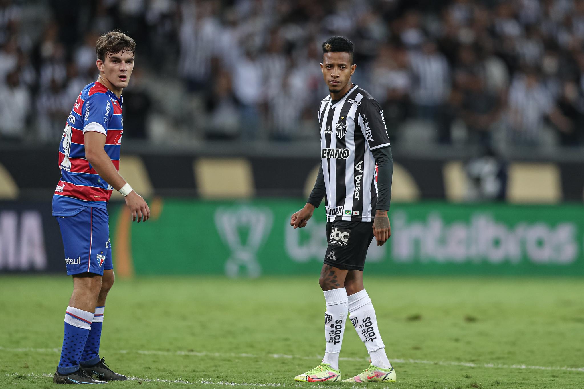 Com um pé na final, Atlético visita Fortaleza pela Copa do Brasil
