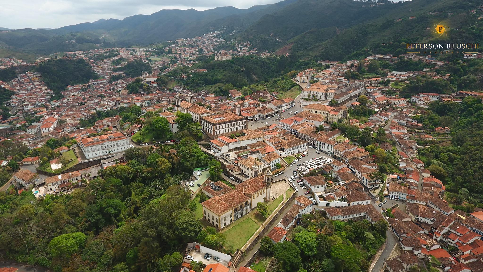 Choverá no feriado do 12 em Mariana e Ouro Preto?