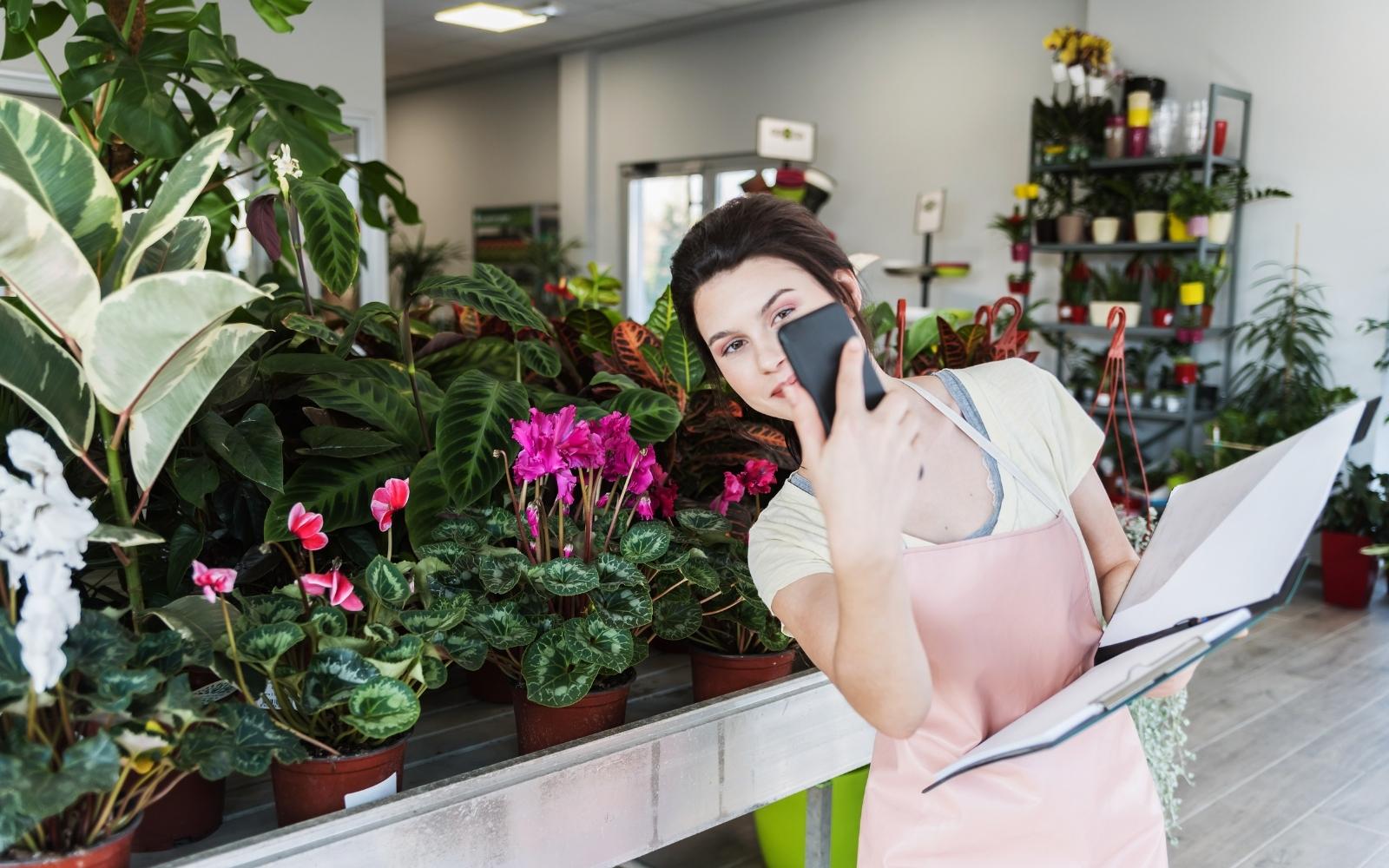 Cinco dicas para comprar em uma floricultura online