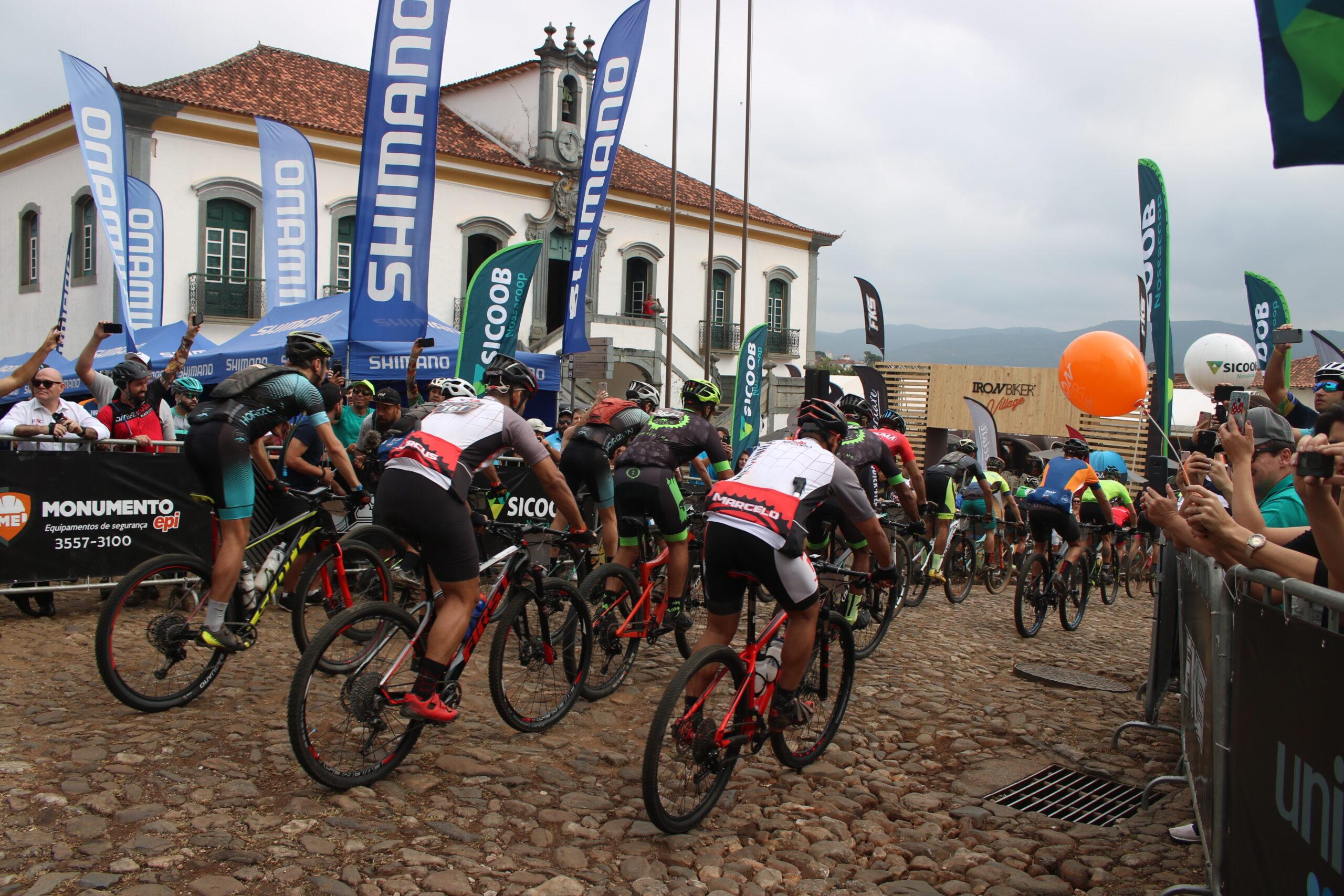 Iron Biker Brasil será realizado em Mariana (MG) nos dias 13 e 14 de novembro