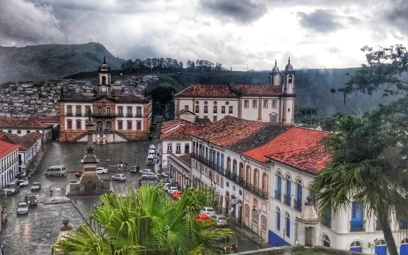 Previsão do tempo: sob alerta de tempestade, Mariana e Ouro Preto terão fim de semana de calor