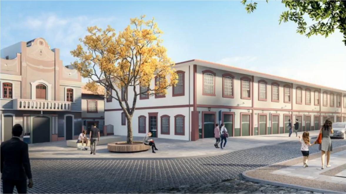 Proposta de alargamento de rua do Jardim é rejeitada, em Mariana