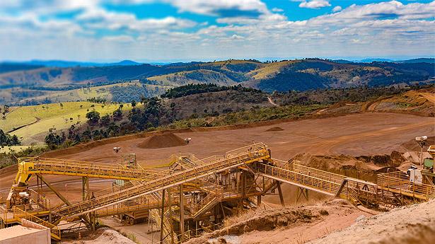 Mineradora contrata operadores em Minas Gerais