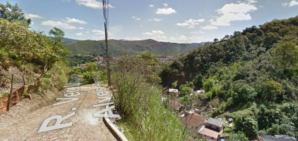 Sargento da Reserva cai da rua e morre no bairro São Francisco, em Ouro Preto